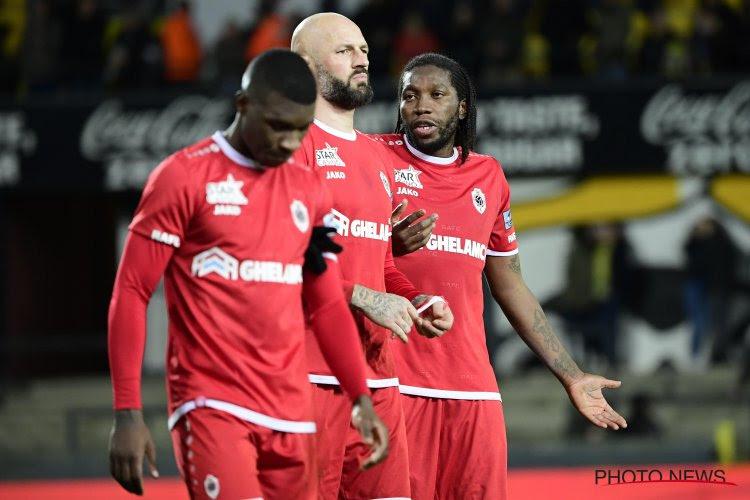 L'Antwerp va passer à la table des négociations avec certains joueurs