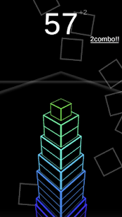 Download Neon Block Tower For PC Windows and Mac apk screenshot 3