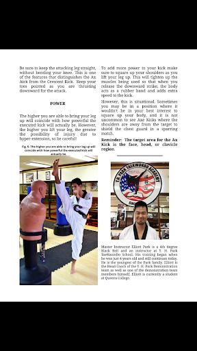 Tae Kwon Do Life Magazine screenshot 3