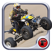 ATV Quad Bike Offroad Driving