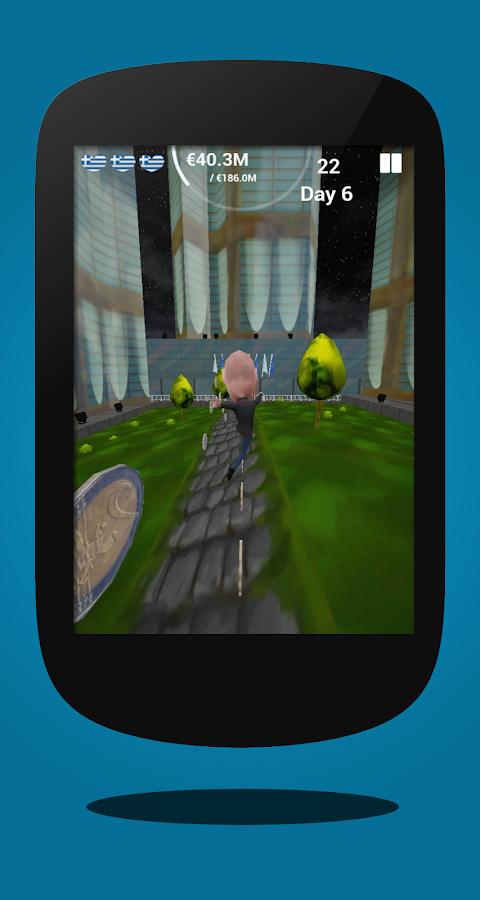 GRexit Run! - στιγμιότυπο οθόνης