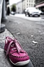 Photo: lost in the city...  #zurichwalk2012 #shoesmonday