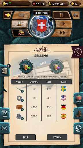 Modern Age u2013 President Simulator 1.0.43 screenshots 24