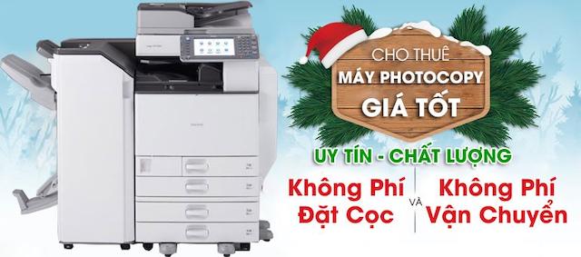 Dịch vụ cho Thuê máy photocopy quận 12 tại Linh Dương