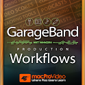 Workflows Guide For GarageBand icon