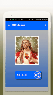 GIF Jesus Collection 2018 - náhled