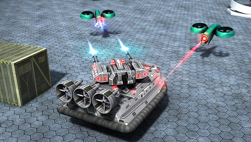 Hovercraft Destruction.io