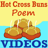 Hot Cross Buns Rhyme VIDEO