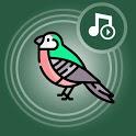 Sonidos de pajaros, Ringtones gratis icon