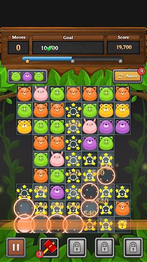 Jungle Match Puzzle screenshots 1