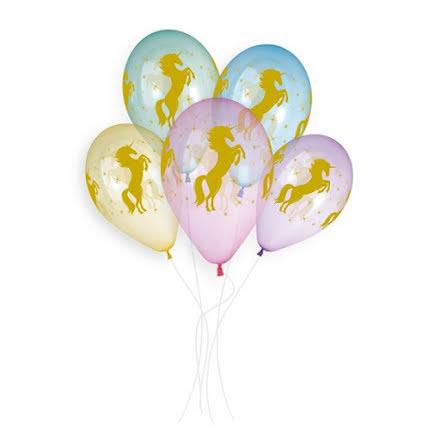 Ballonger - Golden unicorn