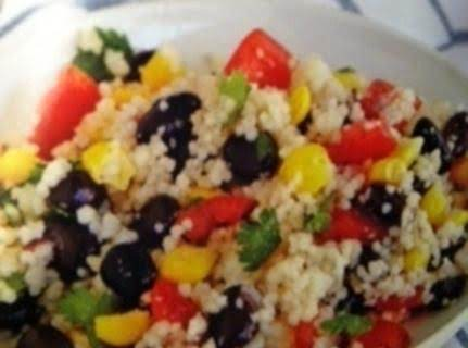 Southwestern Couscous Recipe
