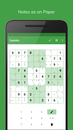 Sudoku - Free & Offline 1.16.4 screenshots 3