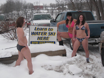 The Crazy Bikini Girls from Madison