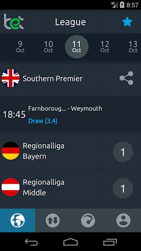 Football Bet Analyser u26bd Predictions, Tips and Odds 3.2.0 Screenshots 2