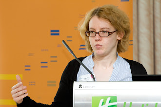 Photo: Isabella Zienicke from the Federal Anti- Discrimination Agency (Germany)