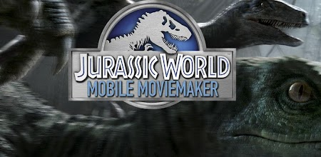 Jurassic World MovieMaker APK poster