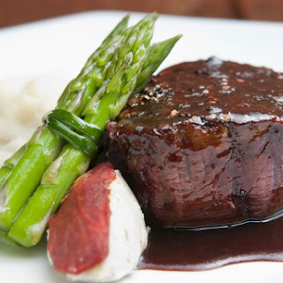 Classic Madeira Sauce for Roasts and Steaks.