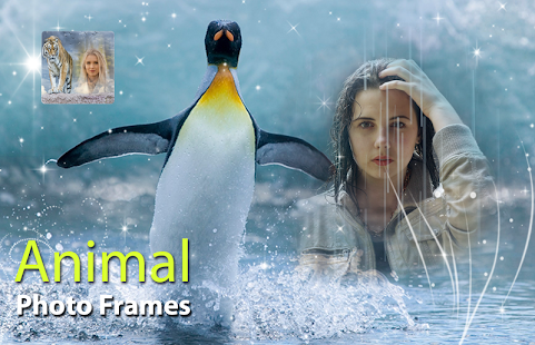 Animal Photo Frames - náhled