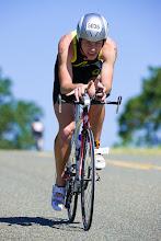 Photo: Brandt Champion hanging loose on the bike.