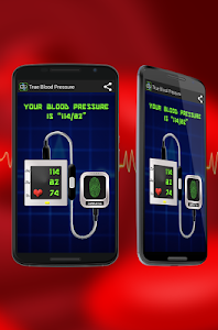 Finger Blood Pressure 2 Prank screenshot 2