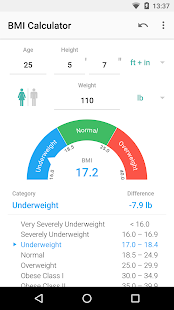 App BMI Calculator APK for Windows Phone