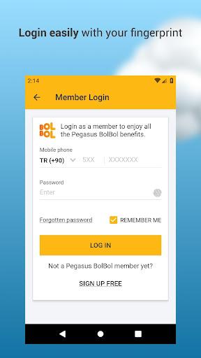 Pegasus Airlines screenshot 5