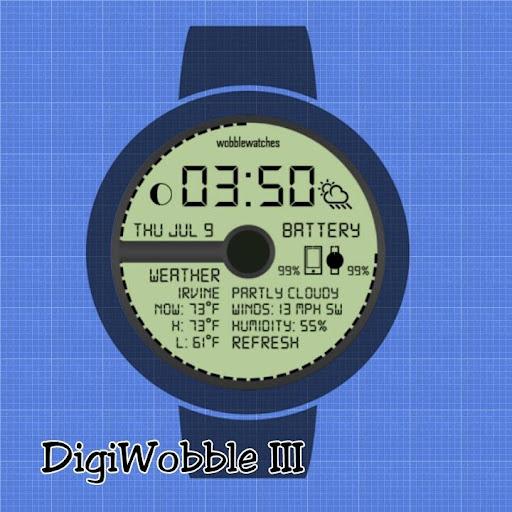 WobbleWatches DigiWobble III