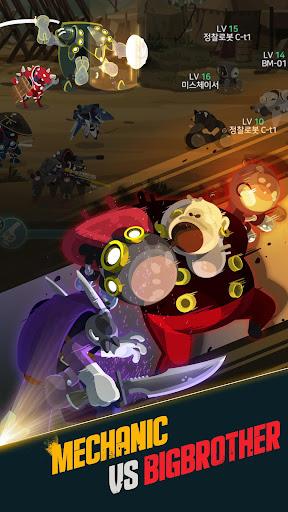 After War u2013 Idle Robot RPG  screenshots 5