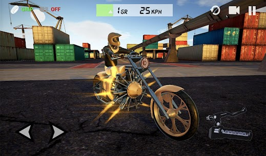 Ultimate Motorcycle Simulator Apk (God Mod Money) for Android 3