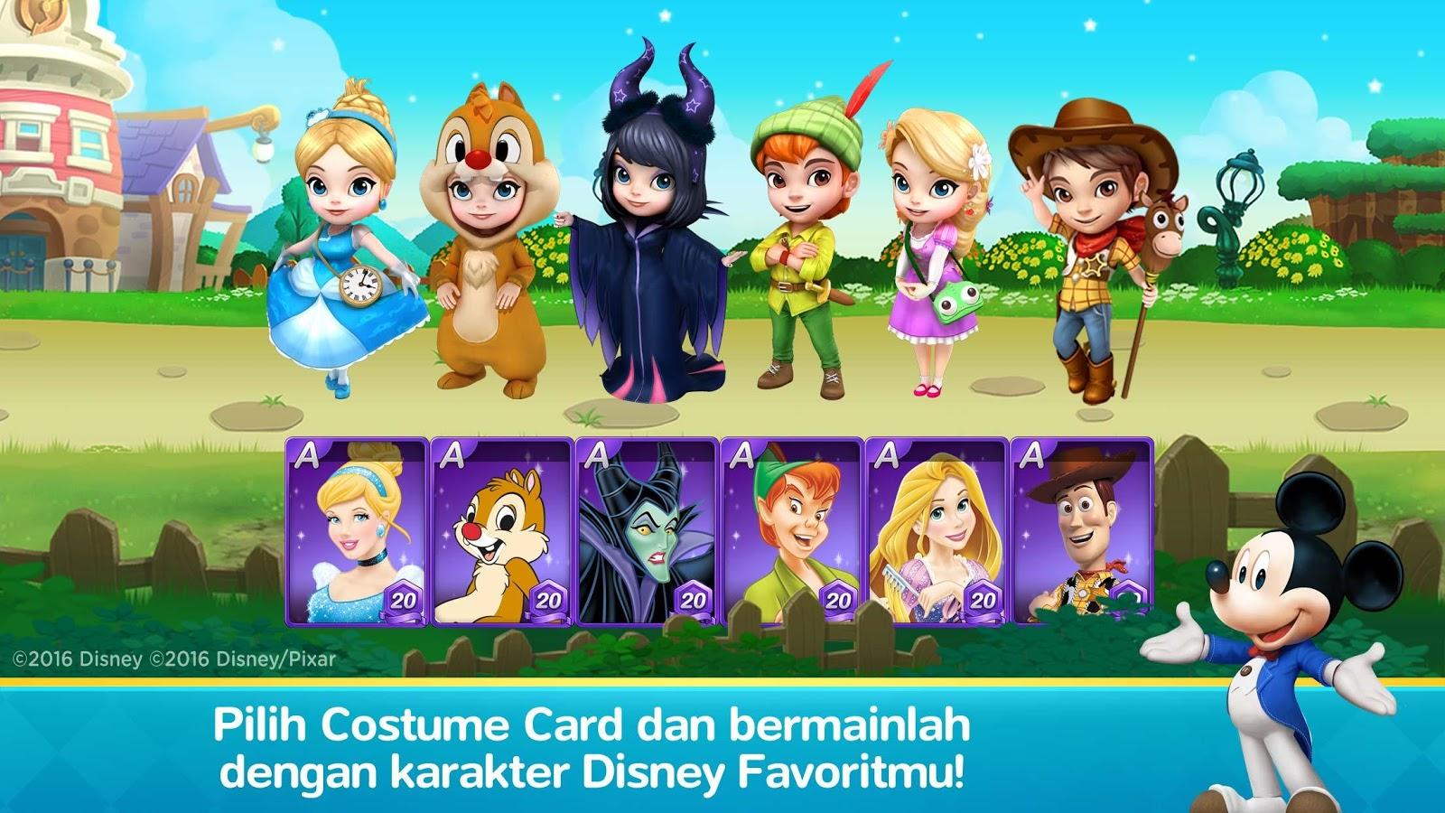 Disney Magical Dice Apl Android Di Google Play