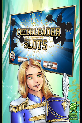 Cheerleader Slots - screenshot