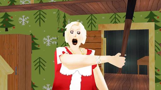 scary Santa granny escape mod 2020  screenshots 4
