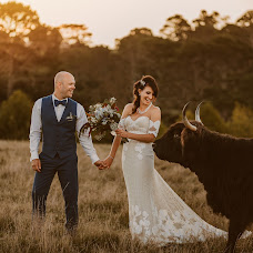 Wedding photographer Olga Franco (wildandgracenz). Photo of 22.09.2017