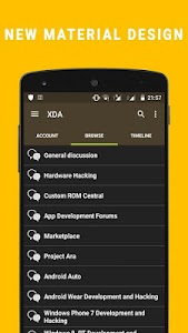 XDA Forums Pro. v1.0