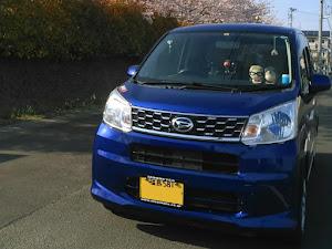 ムーヴ LA160S 平成27年色 Xグレード 4WD スマートアシスト無しのカスタム事例画像 ハイキュー❗❗さんの2020年04月12日20:13の投稿