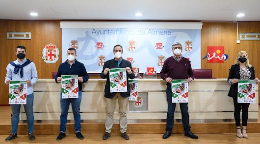 El Campeonato Andaluz de Hockey Sala se vive en Almería