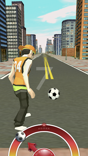 u529fu592bu8db3u7403 Kung Fu Soccer  captures d'u00e9cran 2