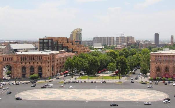 Republic Square - Centro Cidade