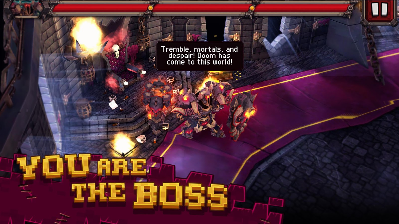 Screenshots of Like A Boss for iPhone