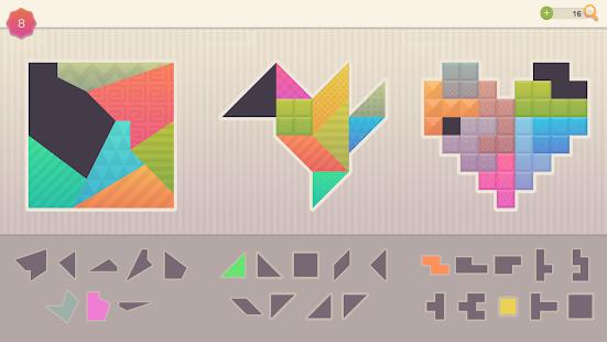 Tangrams & Blocks 6