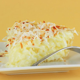 Quick Sugar-Free Coconut Cream Pie Recipe