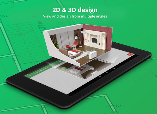 Planner 5d interior design unlocked android for Office design 5d