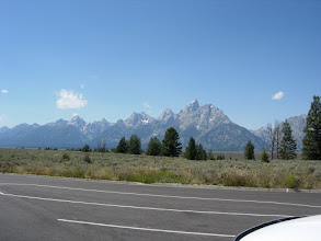 Photo: Tetons