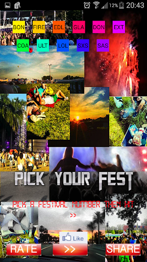 Find Your Fest Countdown 2016