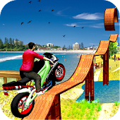 Super Bike Stunt Master: Motorcycle Stunting