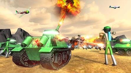 Download Battle Simulator World War 2 - Stickman Warriors