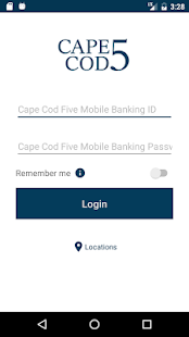 Cape Cod Five Mobile Banking - náhled