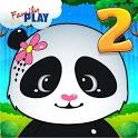 Panda Second Grade Games icon