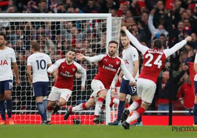 Arsenal et Tottenham mis à l'amende pour les débordements en Premier League